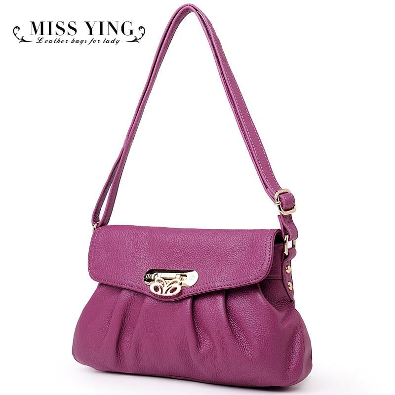 2016 Luxury hangbags real genuine leather messenger bags wholesale ladies handbags OEM bag factory made in china