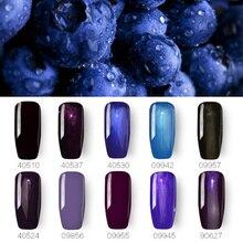 Ibcccndc 10 шт./лот лак для ногтей 10 мл 79 цветов натуральная смола УФ-гель для ногтей Полупостоянный светодиодный Гель-лак для ногтей