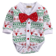 ddf3ad8dd Popular Reindeer Romper-Buy Cheap Reindeer Romper lots from China ...