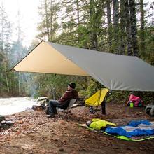10x10 10x13 Kare Güneş Barınak Döken Su Geçirmez Polyester Tente Güneş gölgelik file Açık Yard Bahçe Yürüyüş Güneş Gölge Yelken