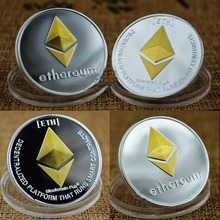 Buy physical ethereum coin and get free shipping on