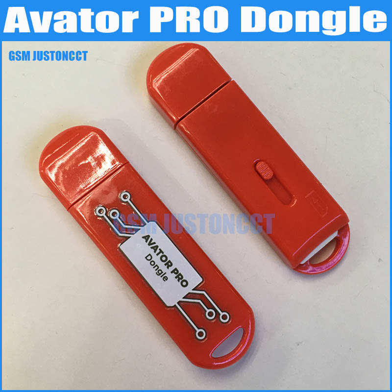 2018 News version Avator Pro Dongle Mobile phone repair tool Read Factory  Scatter Firmware