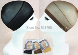 Wig hairnets 6pcs lot good quality mesh weaving wig hair net making caps weaving wig cap.jpg 250x250