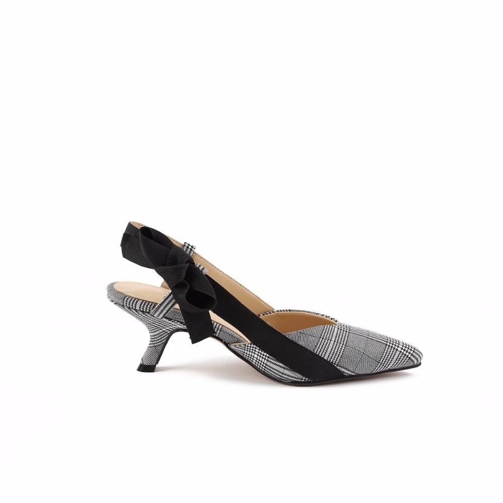 Style Pour Filles Riband Femmes Black Été Dentelle Mules Mode Furtado Étrange Talons Femme Up Sandales Chaussures 2018 Printemps Arden Nouvelle kXNP0w8nO