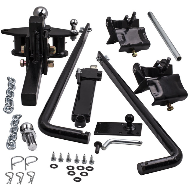 Anti Sway Hitch >> For 800lb Weight Distribution System Tow Bars Hitch Caravan Load