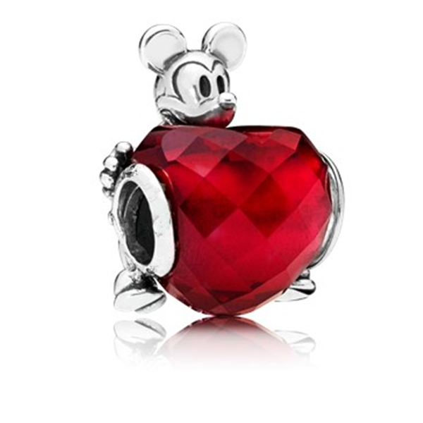Ranqin Necklace European Fashion New Gift Original Pink Bead Fit Pandora Charm Bracelet 1