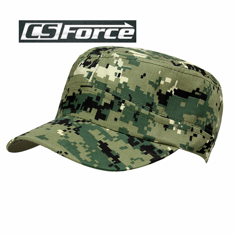 CS Force Summer Cadet Contractor's Cap Adjustable Hunting Cap Mens Military Patrol Combat Cap Army Hat Durable Comfortable # fashion baseball caps women hip hop cap floral summer embroidery spring adjustable hat flower ladies girl snapback cap gorras