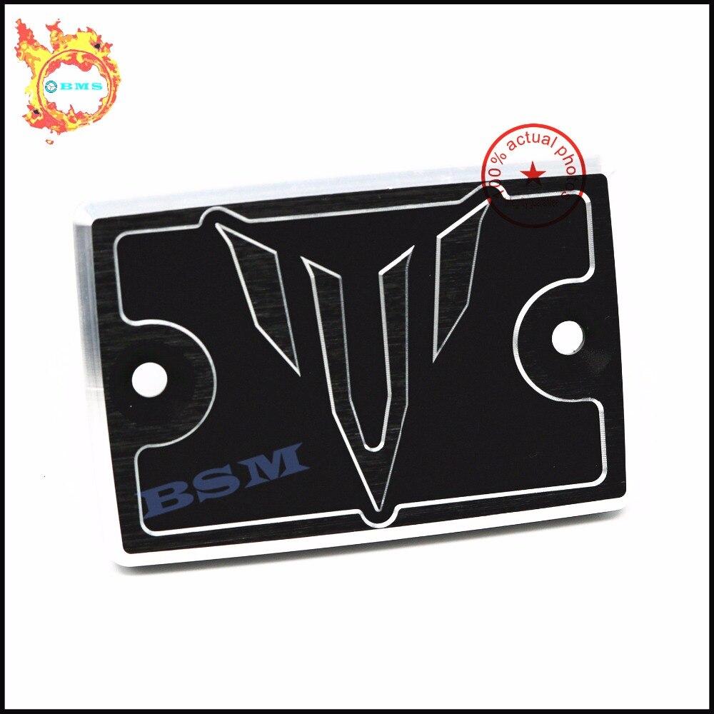 Accesorios de la motocicleta del freno delantero tapa tapa del depósito para yam