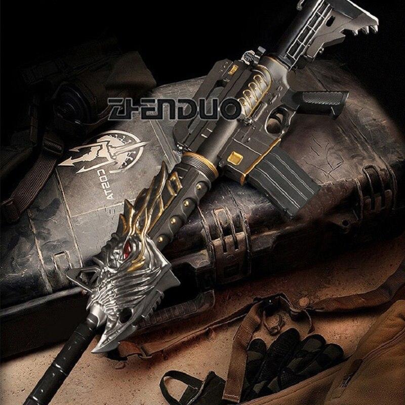 Zhenduo jouet pistolet à eau jeu pour enfants Dragon noir cristal gratuit pour cadeau de noël