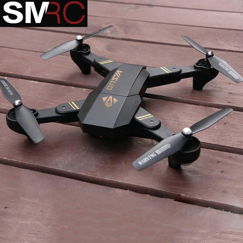Нмиц XS809HW 2.4 г зависания Racing вертолет Дроны с камеры HD Drone profissional FPV Quadcopter самолета фотографии игрушки