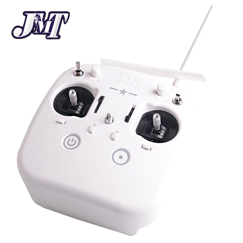 JMT 2.4Ghz 7CH SZ007 Switchable Remote Controller Transmitter with Receiver for RC Multirotor Quadcopter Toys Helicopter pearl beaded flounce skirt
