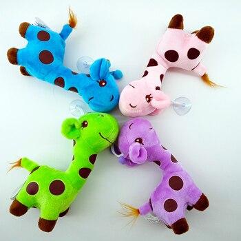 Plush stuffed toy gift 18CM 10pcs / lot pp cotton mini stuffed plush toy small deer toy