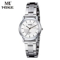 MK Mike Business Dress Watch Wrist Watch Lovers Watch Clock Gift For Husband Water Resistant Japanese