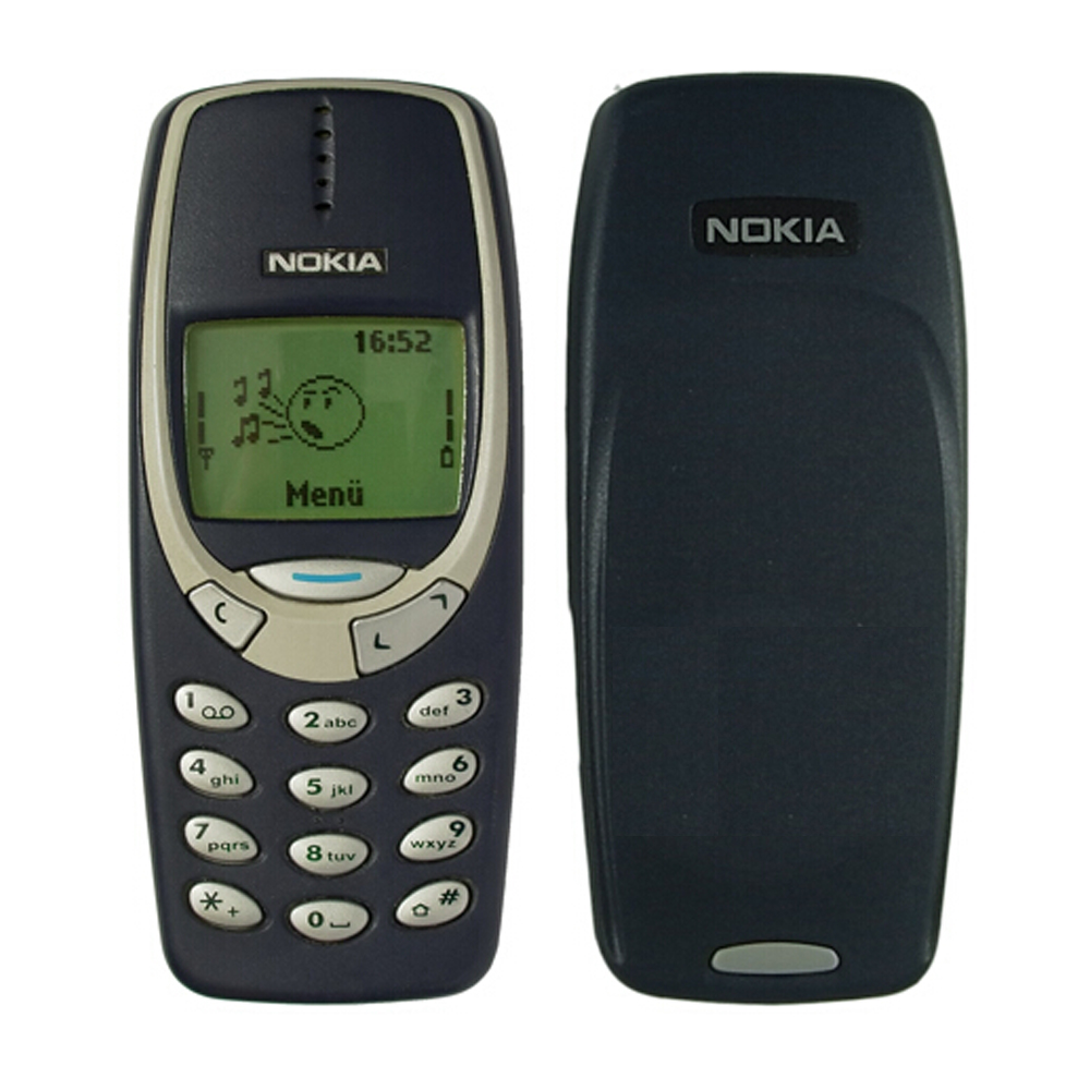 Nokia 3310 Nokia 3310 mobile phone GSM 900/1800 Dual Band Used conditions
