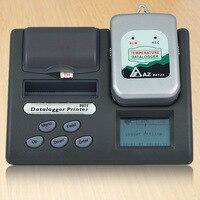 Az9801 3 в 1 регистратор принтера журнал принтер машина с Logger принтер Термальность/Температура и влажности Logger принтера