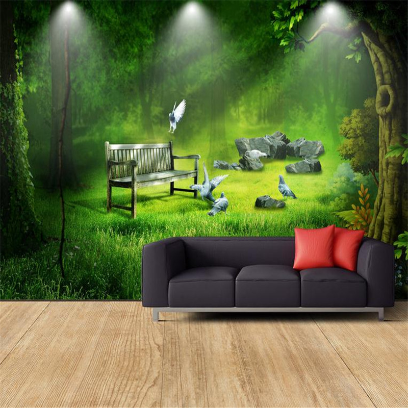 3d modern custom high quality photo wallpaper nature landscape background wall mural the primeval forest wallpaper home decor custom 3d photo wallpaper modern home decor wallpaper living room bedroom background wall mural forest nature landscape old tree