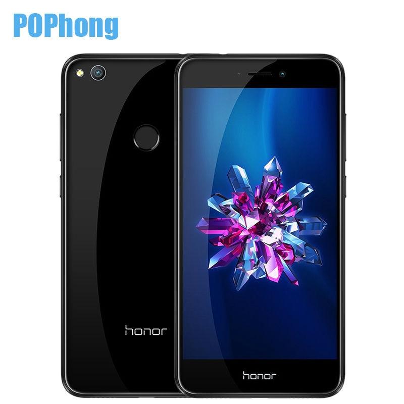 bilder für Ursprünglicher Huawei Honor 8 Lite 4 GB RAM 64 GB ROM Handy 5,2 Zoll 3000 mAh 12.0MP Kamera Kirin 655 Octa-core Auf Lager