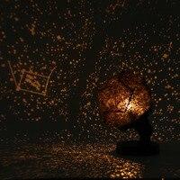 ICOCO Celestial Star Astro Sky Cosmos Night Light Projector Lamp Starry Romantic Bedroom Home Decor