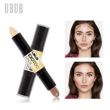UBUB Face Base Concealer Pencil Highlights And Bronzer Shado