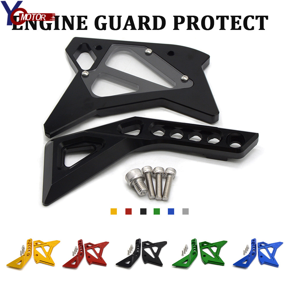<font><b>Z1000</b></font> Motorcycle Motorbike CNC Aluminum Engine Stator Protective Cover Frame Decoration Cover For Kawasaki <font><b>Z1000</b></font> 2017 <font><b>2018</b></font> image