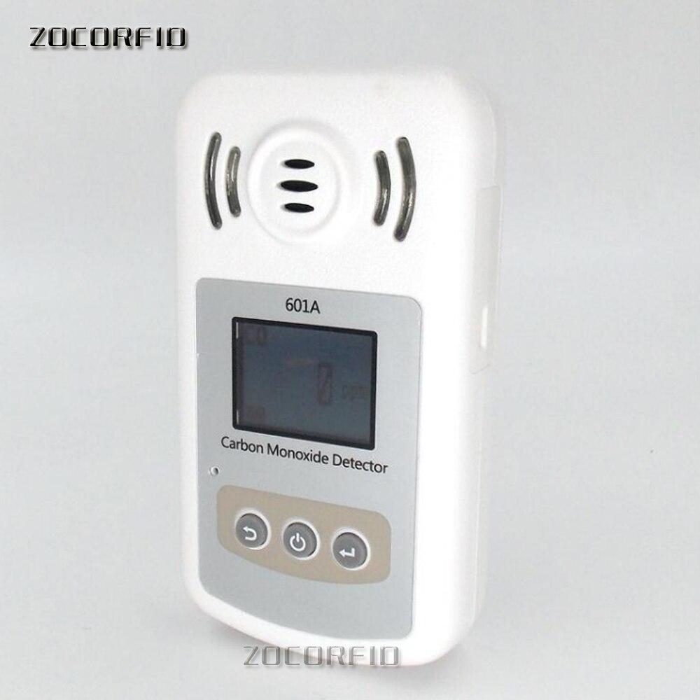 Handheld Carbon Monoxide Meter High Precision CO Gas Analyzer Tester Monitor Detector LCD Display Sound + Light Alarm 0-1000ppm carbon monoxide gas co meter detector with lcd display and sound light alarm analyzer measurement portable