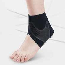 2018 Adjustable Sport Pressurized Ankle Support Wraps Protector Sports Basketball Bandages Elastic Protectors