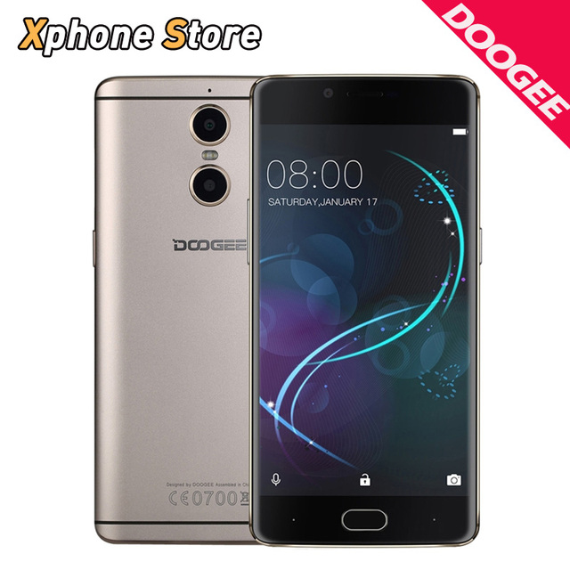 Original DOOGEE Shoot 1 4G LTE 5.5'' Android 6.0 Cellphone MTK6737T Quad Core OTG 1920X1080P 2GB+16GB 8MP Camera Mobile phones