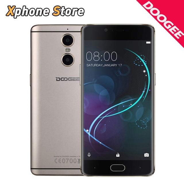 Original DOOGEE Shoot 1 4G LTE 5.5'' Android 6.0 Cellphone MTK6737T Quad Core OTG 1920X1080P 2GB+16GB 8MP Camera Mobile phones