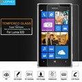 Lephee para nokia lumia 920 caso protector de pantalla de cristal templado película protectora para microsoft nokia lumia 920 4.5 pulgadas