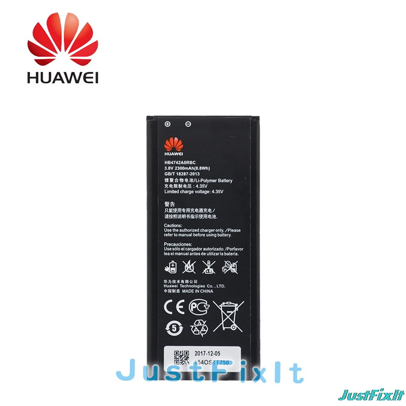 Mobile Phone Parts Cellphones & Telecommunications Hb4742a0rbc/hb4742a0rbw Hua Wei Original Replacement Phone Battery For Huawei Honor 3c G630 G730 G740 H30-t00 2300mah Hot Sale 50-70% OFF