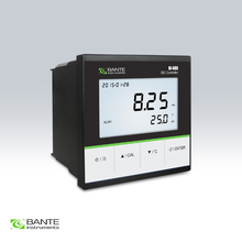 Brand BANTE Industrial Online dissolved oxygen Controller Monitor meter DO tester Saturation RS485 4-20mA Relay alarm output