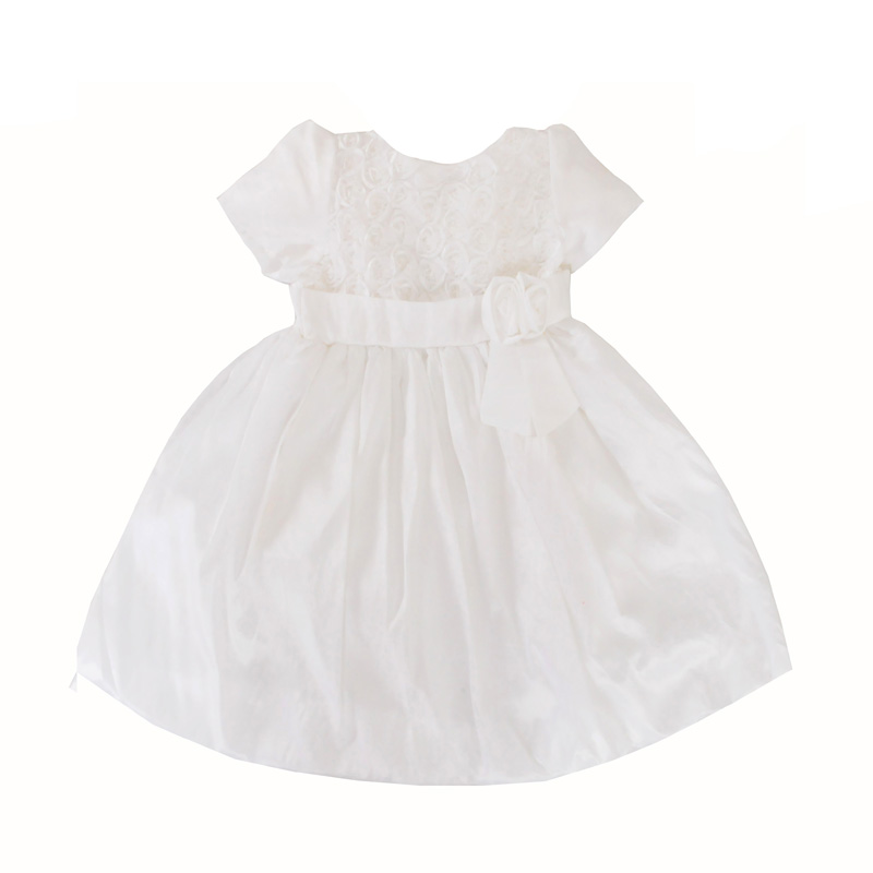 Baby Girl Clothes Dresses Brand Flowers Kids Girls Princess Dress Outfits Summer Fashion Floral Short Sleeve Children Clothing clearance baby dresses princess girls dress 2 5years cotton clothing dress summer clothes for girl