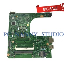 Pcnanny 0GG57Y GG57Y для Dell INSPIRON 3565 Материнская плата ноутбука E2-7110 15276-1 DDR3L тестирование
