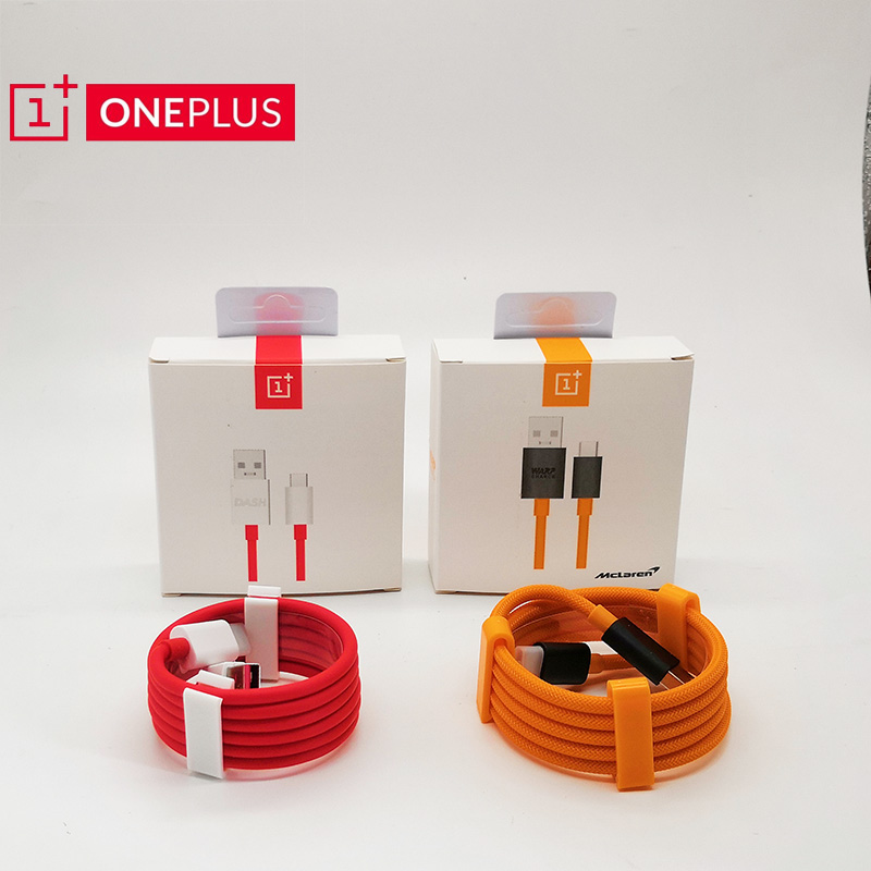 1m Original Oneplus 6T 6 5t 5 3t 3 Cable DASH/WARP Charge