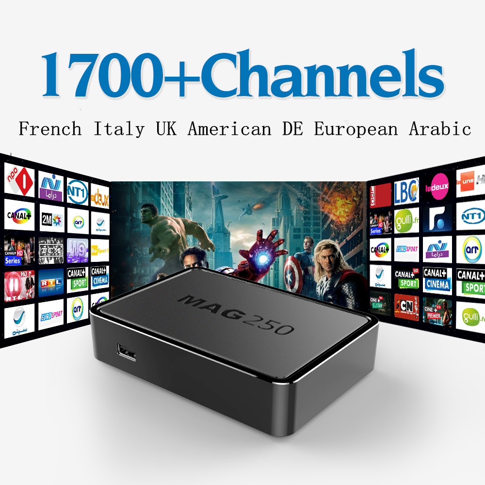 Prix pour 3/6/12 Mois 2200 Live TV IPTV M3U ENIGAM2 Androd IPTV ITALIE allemagne Français Espagne ROYAUME-UNI CIEL IL MEDIASET PREMIUM PRIMAFILA USB Wifi