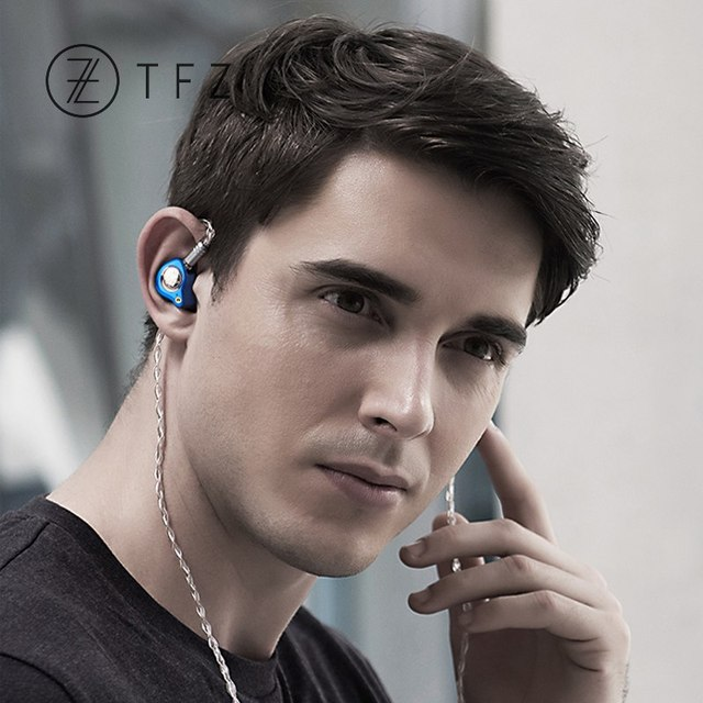 TFZ KING LTD KING LTD HiFi In-ear Monitor Earphone IEM with Double Magnetic Circuit Graphene Driver 2pin/0.78mm Detachable Cable 3