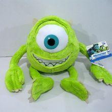 1Pcs 25Cm Mike Wazowskiของเล่นตุ๊กตาของเล่นตุ๊กตาที่ดีที่สุดของขวัญ
