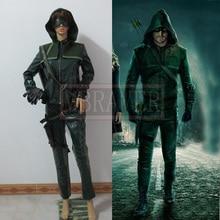 Green Arrow Cosplay Accessories Arrow Eye Mask Gloves Arrow Holster Belt Bag