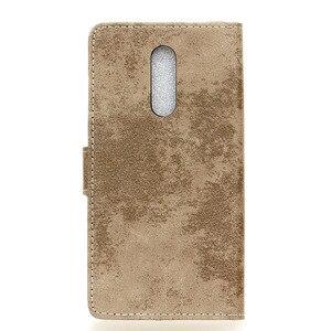 Image 5 - Чехол Кошелек для OnePlus 7 флип винтажный Магнитный кожаный чехол для бизнес книги для One Plus 7 6 6 T 5 5 T