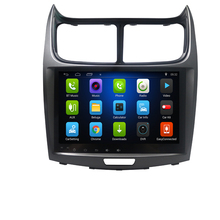 Trasporto libero Elanmey android 8.1 car multimedia per Chevrolet sail 2010 di navigazione gps radio stereo headunit lettore registratore