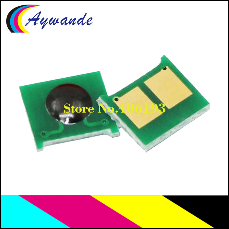 U9A1 U4 CB435A CB436A CE285A CE278A CC364A CE255A CE505A for HP M1536 P1566 P1606 P4014 P4015 P4515 P3010 P3011 P3015 P2030 chip-in Cartridge Chip from Computer & Office