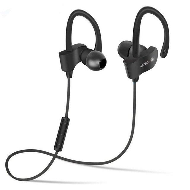 0809ede984a Original 56S Sport Earphone Bluetooth Sweatproof Headphone Wireless  Bluetooth Headset Stereo Earplugs with Microphone for Phone