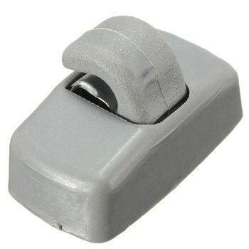 Najnowszy uchwyt osłona przeciwsłoneczna wewnętrzna uchwyt mocujący klip dla VW/GOLF/MK4/LUPO/POLO 33B0857561B