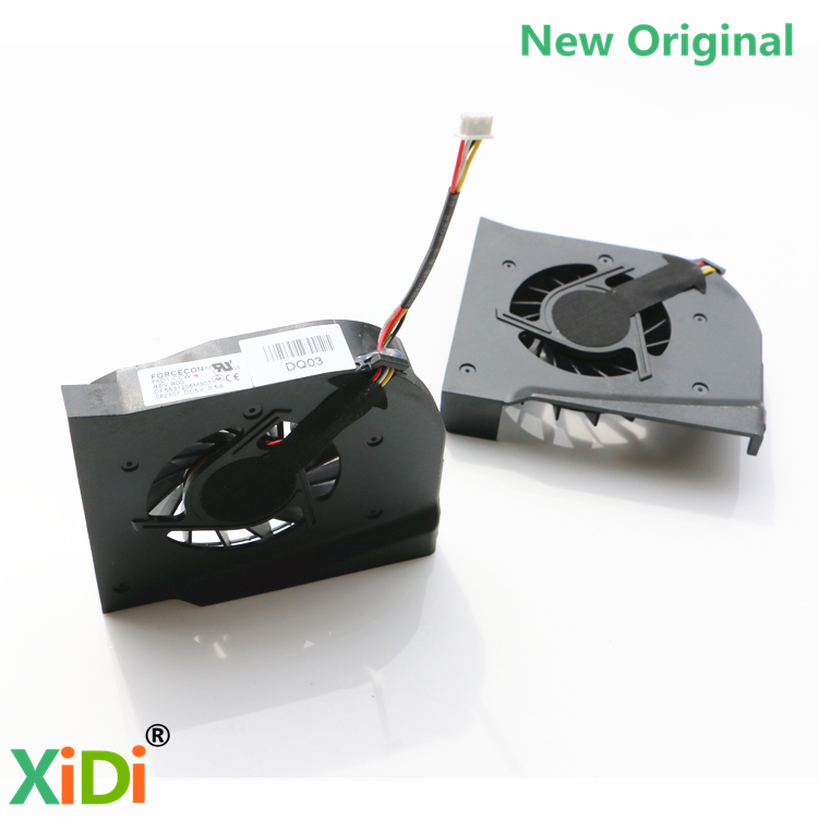 Նոր օրիգինալ CPU FAN FOR HP DV6000 DV6500 DV6600 DV6700 DV6800 CPU COOLING FAN FORCECON DFS531205M30T F6D1-CCW