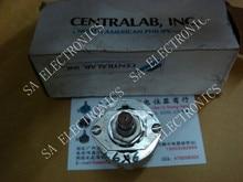 [BELLA]U.S. CENTRALAB 6 foot knife X6 silver band switch file–5pcs/lot