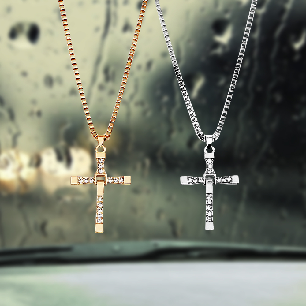 Decoration Christian Cross Car Rearview Mirror Hanging Ornaments Car-styling High Quality Auto Interior Accessories Car Pendant