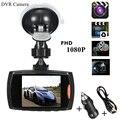 2.7 Pulgadas Full HD 1080 P Cámara Del Coche DVR Cam Dash Auto Grabador de Vídeo de 90 Grados G-sensor Noche visión
