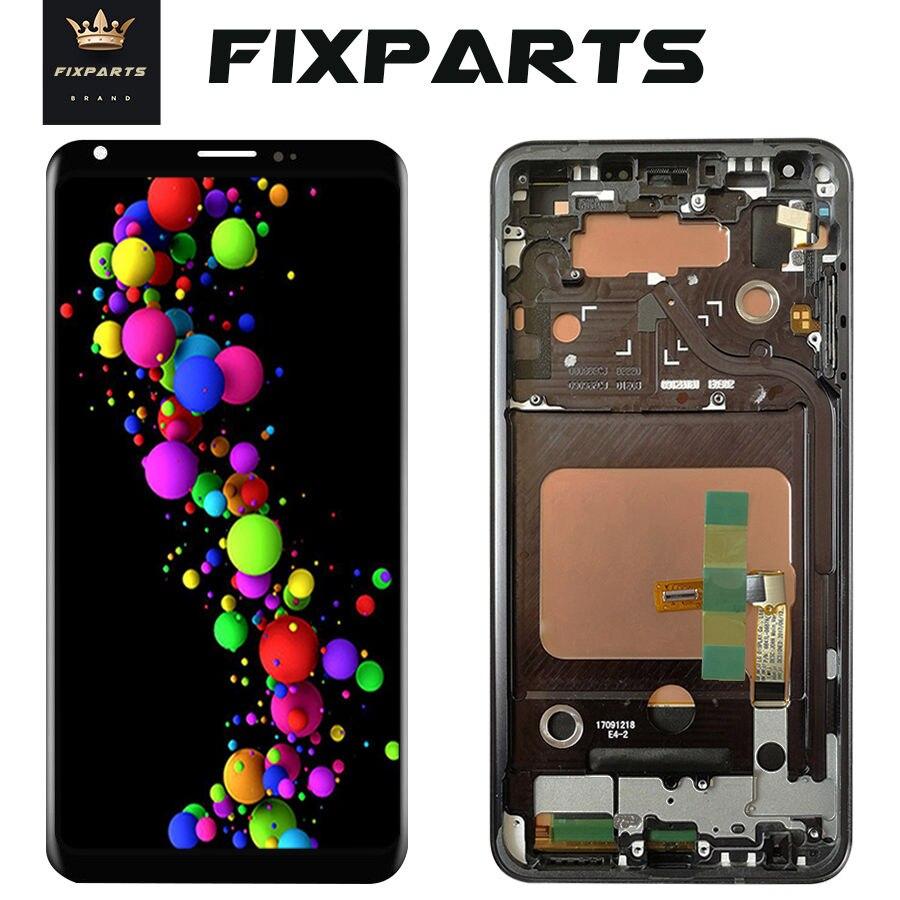 D'origine 6.0 Pour lg V30 Plus LCD H930DS Affichage Écran Tactile Digitizer V30 + Remplacement de L'assemblée D'écran Pour lg v30 Plus Affichage