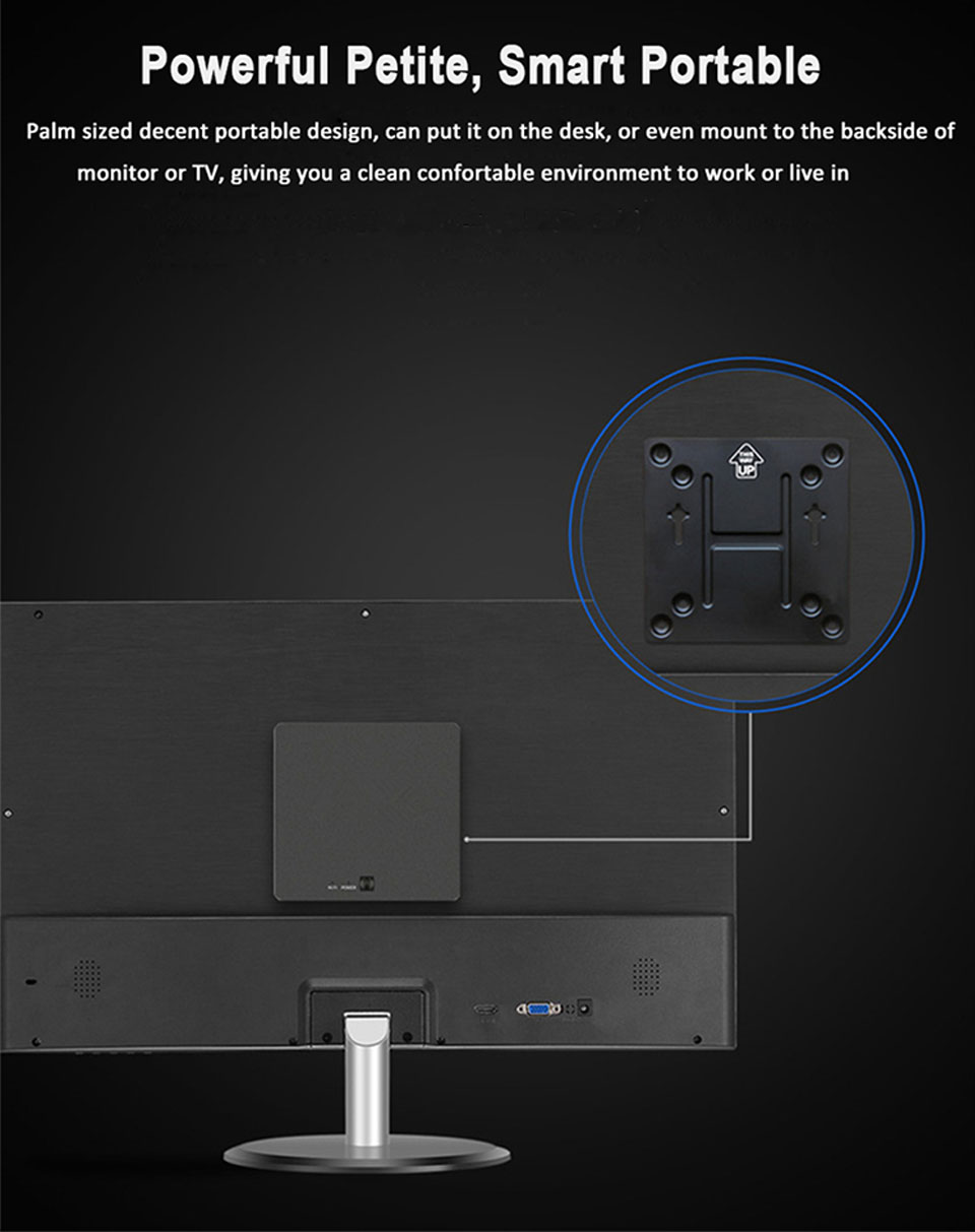 Mini PC 4K 17
