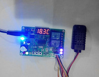 High Precision Digital Intelligent Temperature And Humidity Controller For Incubation